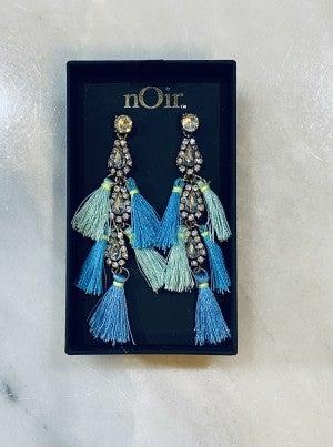 Color me Blue Earrings