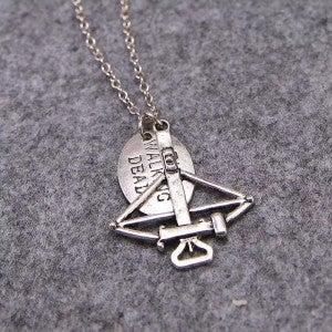 Walking dead necklace