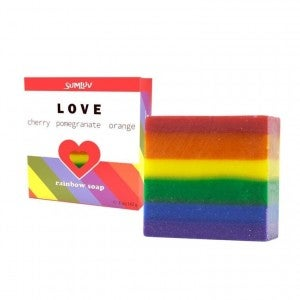 Love Rainbow Soap