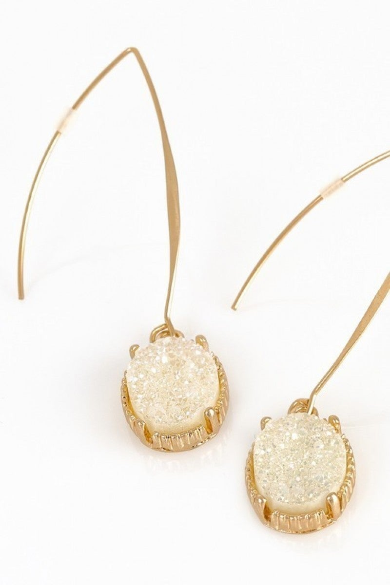 Holiday Sparkle Treader Earrings *3 colors*