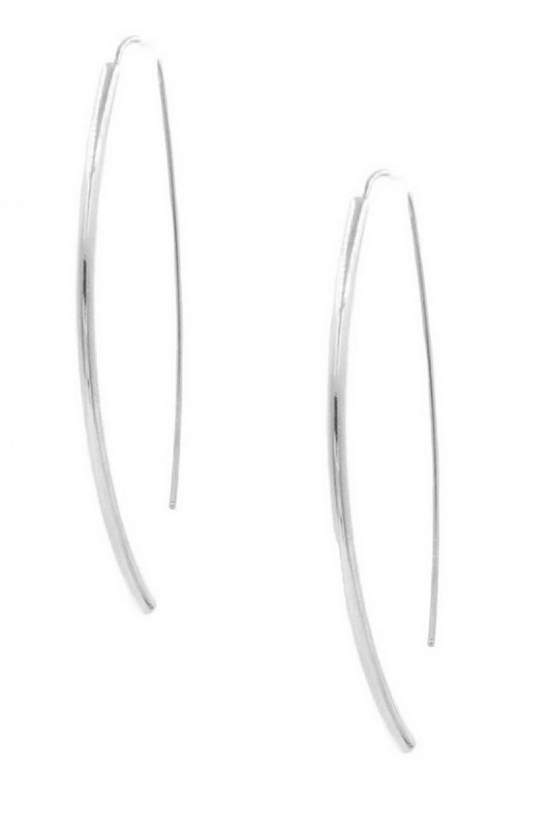 Simple Elegance Threader Earrings