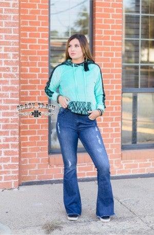 Flatter Flare Jeans