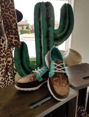 Cow Catcher Shoes