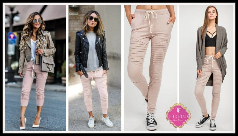 Blakely Moto Joggers