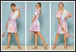 Hudson Tie Dye Dress ~Pre Sale
