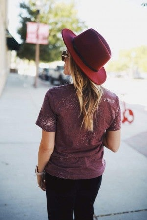 The Cranberry Hat