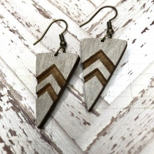 The Old North End Earring