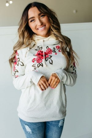 The Embroidered Ampersand Hoodie