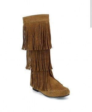The Fringe Boot