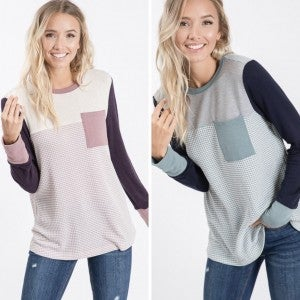 The One Pocket Top