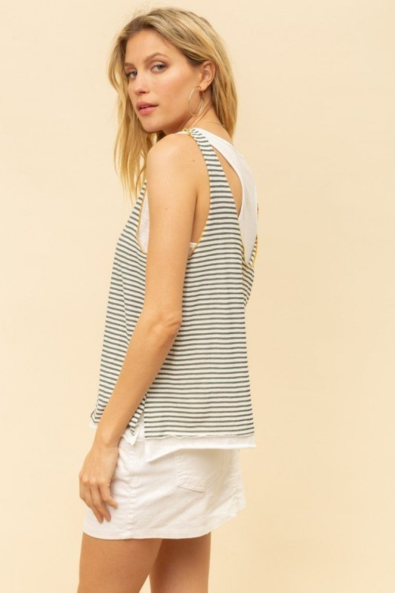 Layers of Summer Tank