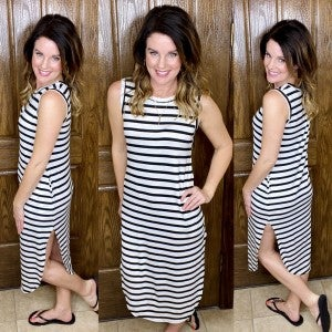 Zoe Midi Dress