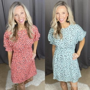 On The Go Shifter Dress