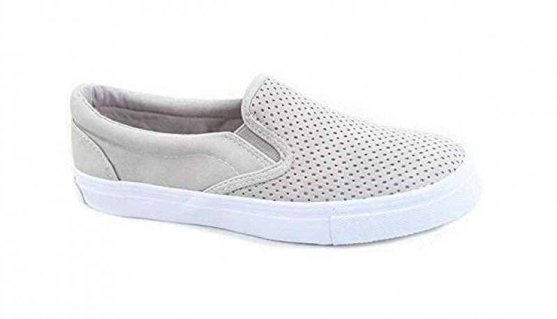 Cushioned Insole breathable Casual Slip-On Shoes