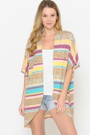 Put it all Together Kimono