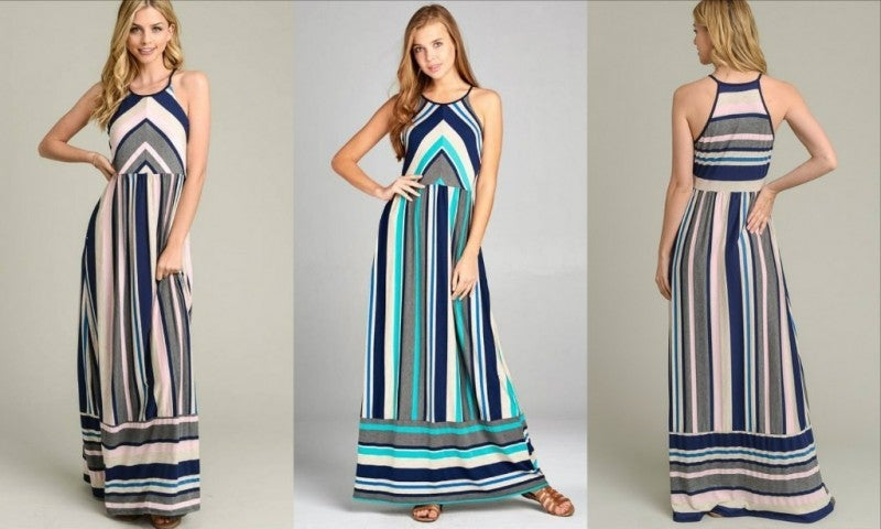 Southern Nights Maxi - Racerback