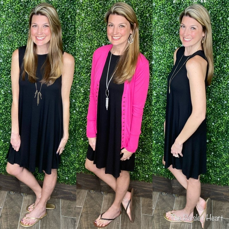 Warm Weather {LBD} Little Black Dress