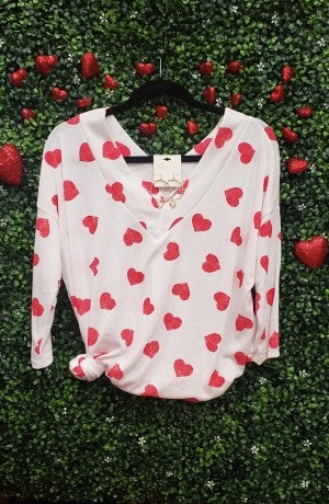 Love You A Lot - TPH Valentine's Promotional Top!