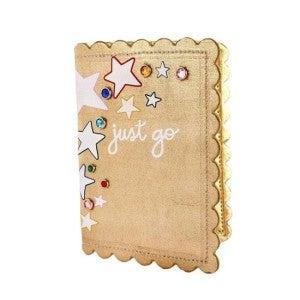 Oh My Stars Passport Holder