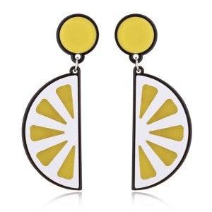 Making Lemonade - Earrings