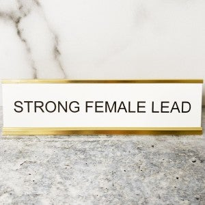 Strong Female Lead - Mini Mantra