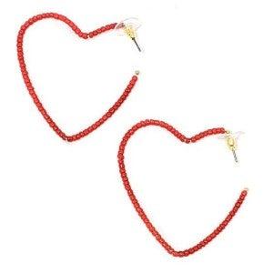 Listen To Your Heart - Earrings