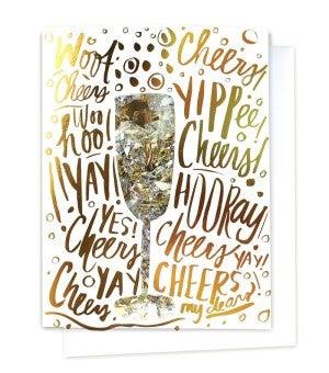 Celebration - Confetti Card