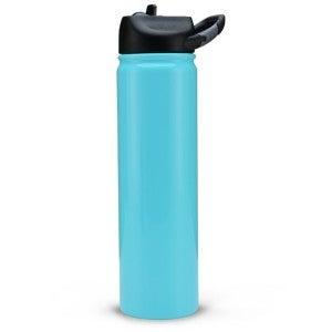 Seafoam Blue Sports Bottle - SIC Cup