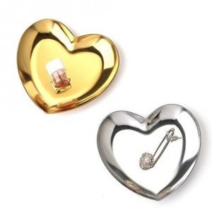 Heart Shaped Trinket/Jewelry Tray
