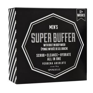 Men's 12+ Super Buffer Spongelle