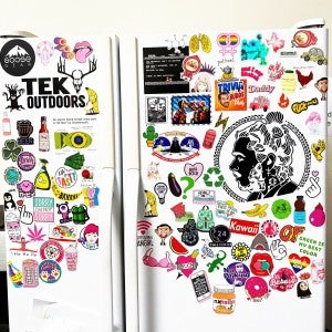 At Your Own Risk: FAN FAVORITE: Naughty/Random Stickers - 3 Pack