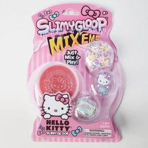 Hello Kitty Slimy Goop Mix'ems