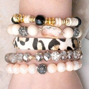 I Want It That Way Bracelet Stack
