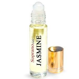 Katie's FAVE! Jasmine Rollerball Perfume Oil