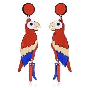 Polly Parrot - Earrings