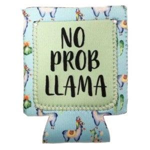 No Prob Llama - Koozie