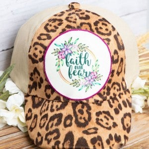 Have A Little Faith In Me - Hat