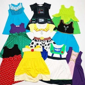 """Magical"" Cosplay Dresses"