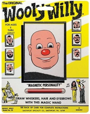 Wooly Willy Magnetic Toy
