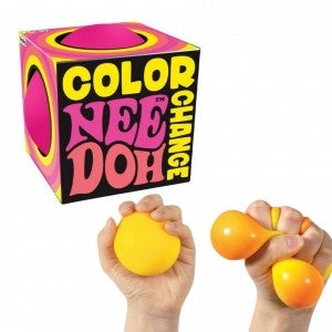 Nee-Doh Mystery Two Toned Stress Ball