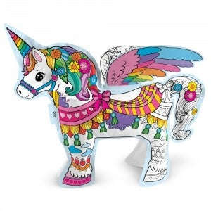 Make Your Own 3D Unicorn