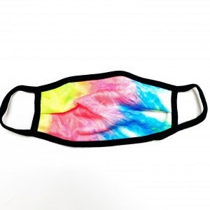 Tie-Dye Personal Protection Face Mask - Non-Medical *Final Sale*