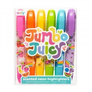 Jumbo Juicy - Scented Highlighter Pack