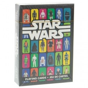 Star Wars Deck - Playing Cards
