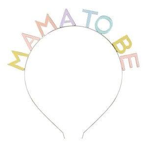 Mama To Be - Headband