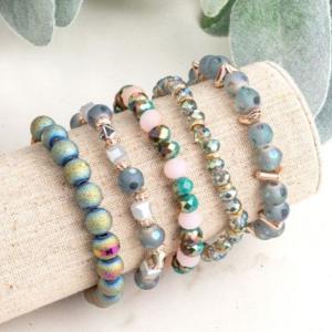 Part Of Your World - Bracelet Stack