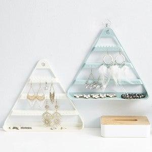 Jewelry Display - White