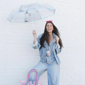 Raining Confetti - Umbrella