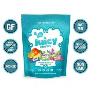 Tropical Juicy Chews - Made with Real Fruit!