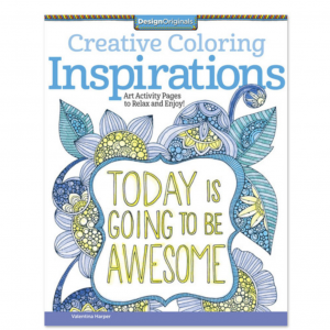 Today Is Going To Be Awesome - Coloring Book